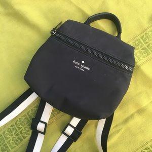 *Kate Spade* Nylon Mini Backpack~